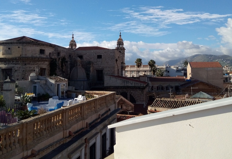 I Cavalieri di Malta, Palermo, Tek Büyük Yataklı Oda, Oda