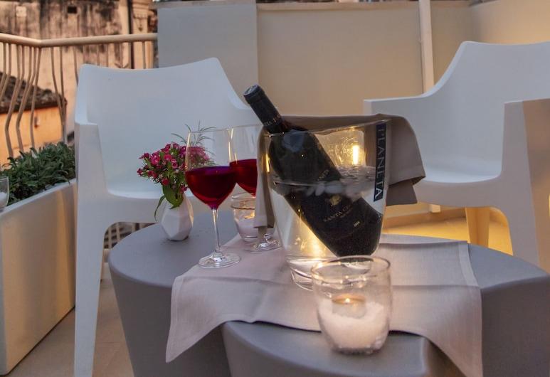 IBLARESORT BOUTIQUE HOTEL, Ragusa, Terraza o patio
