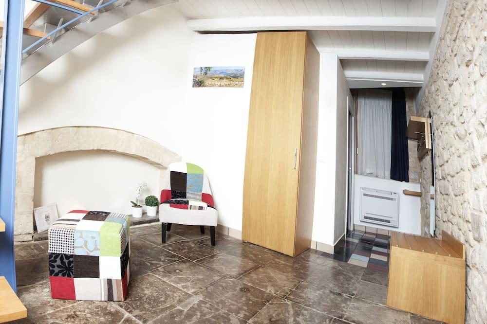 Apartmán typu Junior (Duplex) - Obývacie priestory