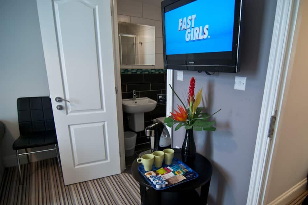 Dvoulůžkový pokoj, vlastní koupelna - Koupelna