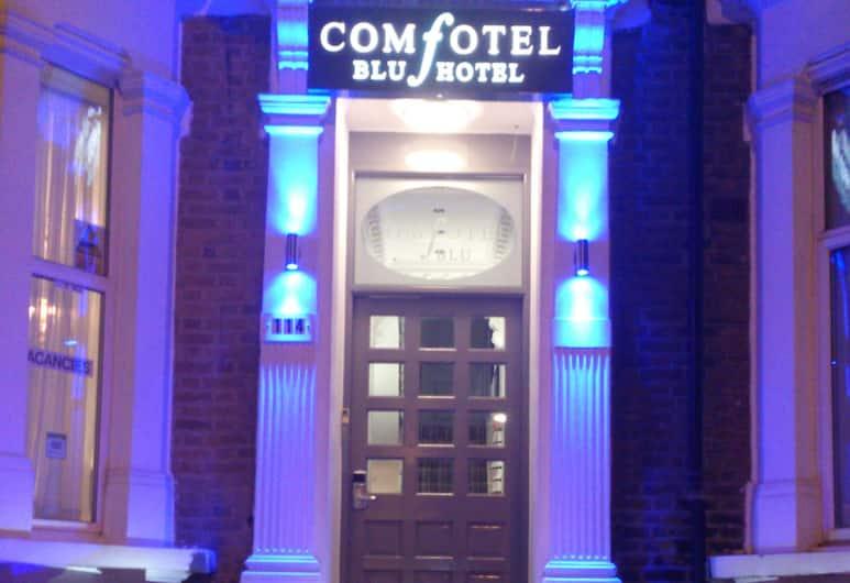 Comfotel Blu, London, Pintu Masuk Hotel