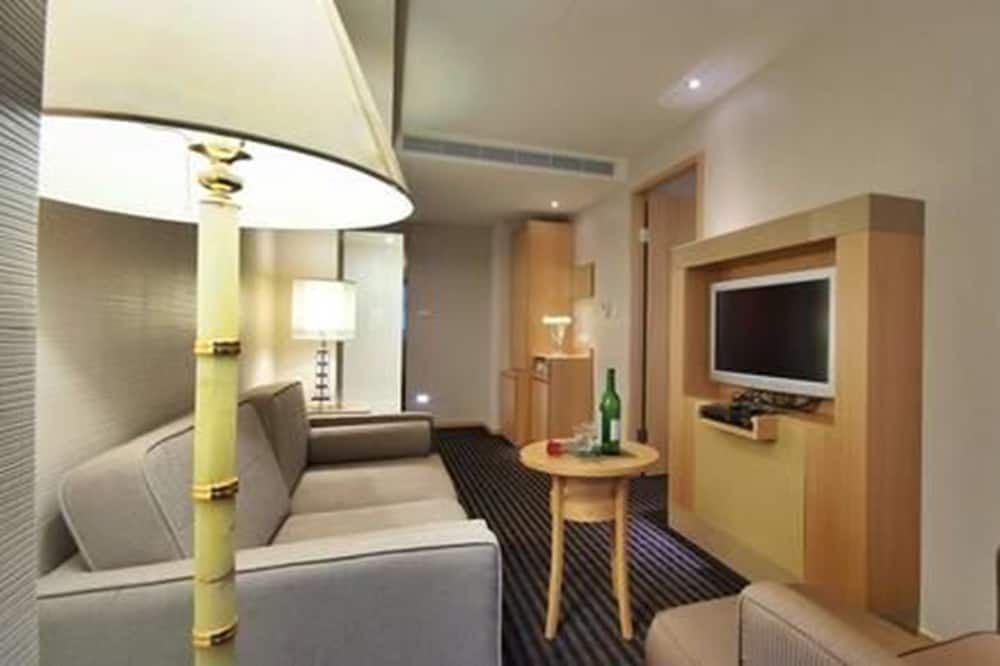 Deluxe Single Room, 1 Double Bed - Living Room