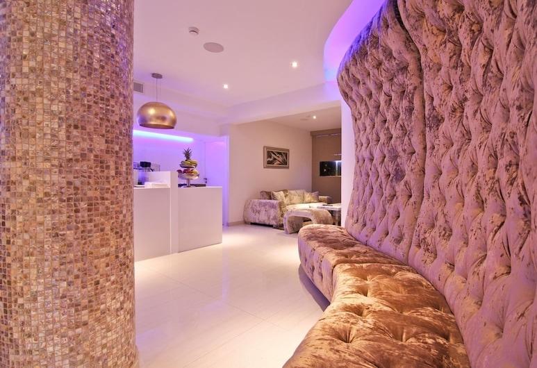 Achilleos City Hotel, Larnaca, Lobby