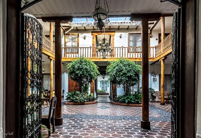 Hotel Inca Real, Cuenca