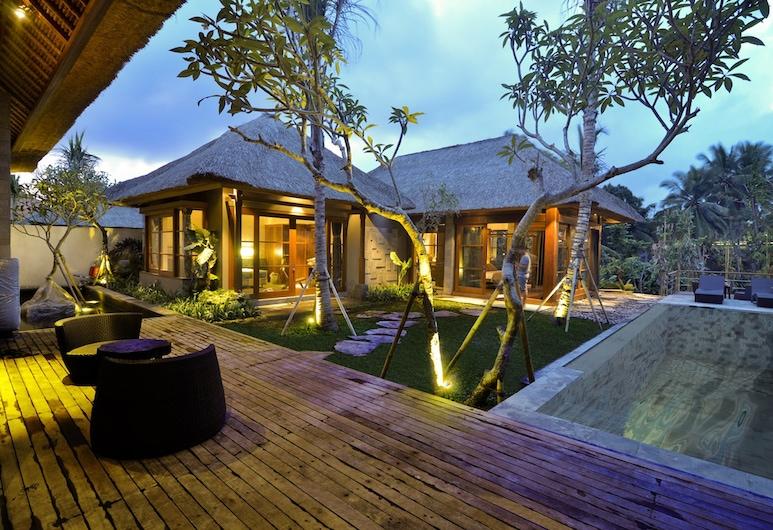 Luwak Ubud Villas, Ubud, Outdoor Pool