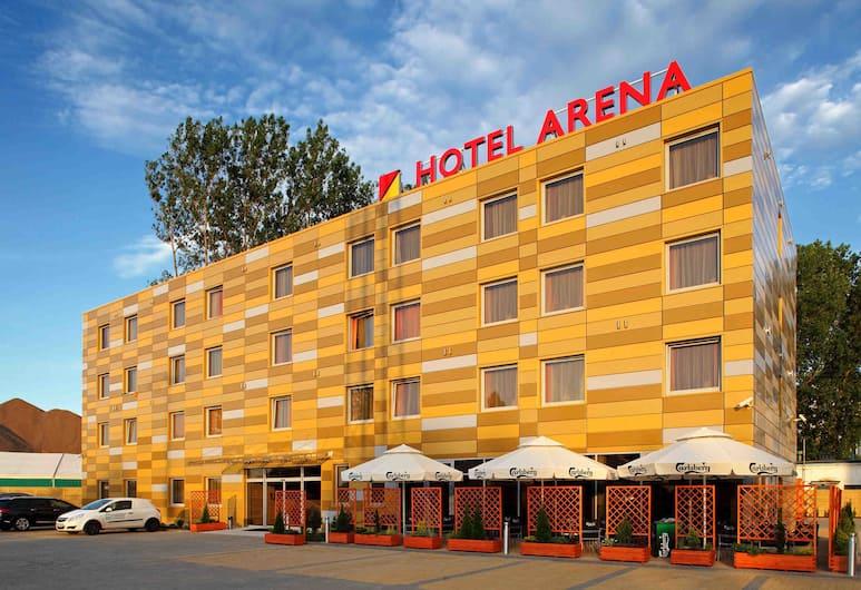 Hotel Arena Expo, Gdansk, Exteriér