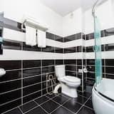 Perhehuone, 2 makuuhuonetta - Kylpyhuone
