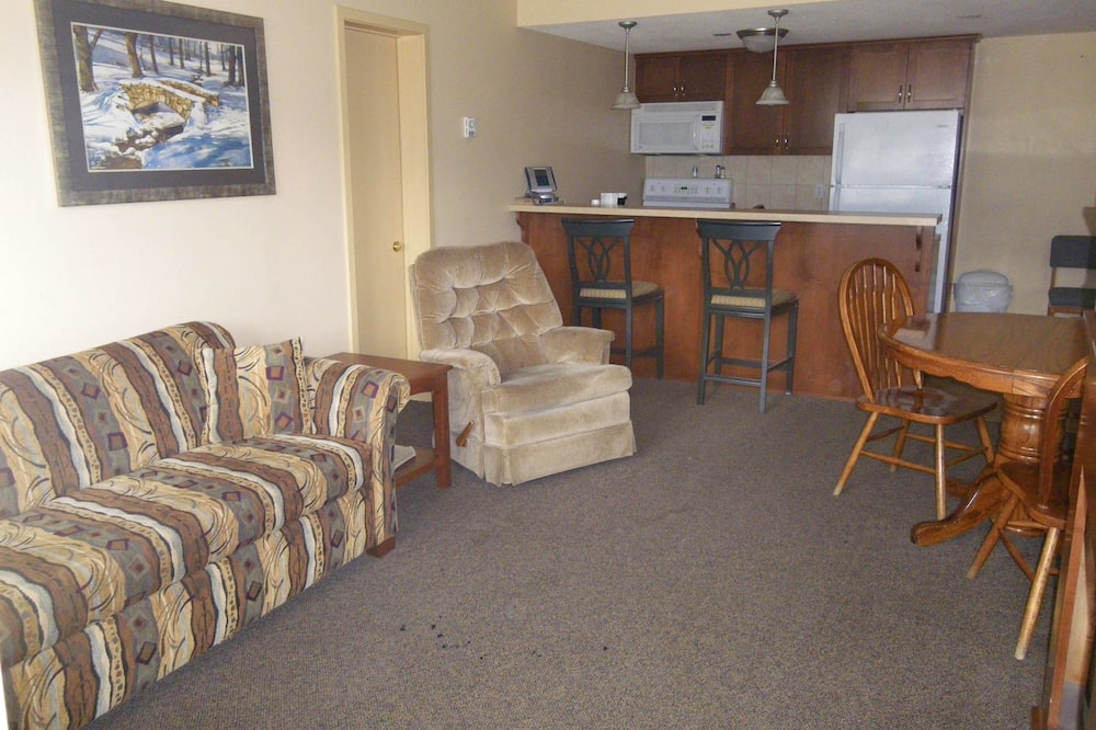 Classic Room, Kitchenette - Living Area