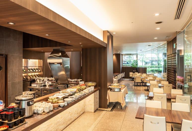 HOTEL MYSTAYS PREMIER Hamamatsucho, Tokio, Pomieszczenie śniadaniowe