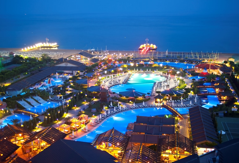 Limak Lara De Luxe Hotel - All Inclusive, Antalya, Aerial View