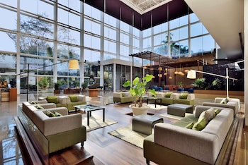 Picture of Radisson Blu Plaza Hotel Hyderabad Banjara Hills in Hyderabad