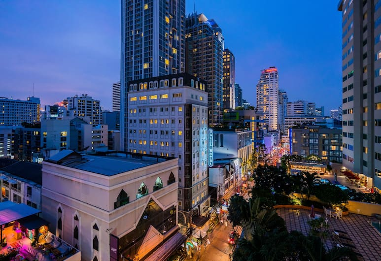Salil Hotel Sukhumvit Soi 11, Bangkok, Superior Double Room, City View