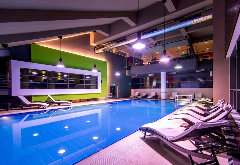 Hotel Orizont, Predeal, Alberca cubierta
