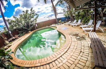 Nuotrauka: Somewhere To Stay Backpackers, Brisbanas