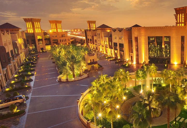 Al Mashreq Boutique Hotel, Riyadh, Property Grounds