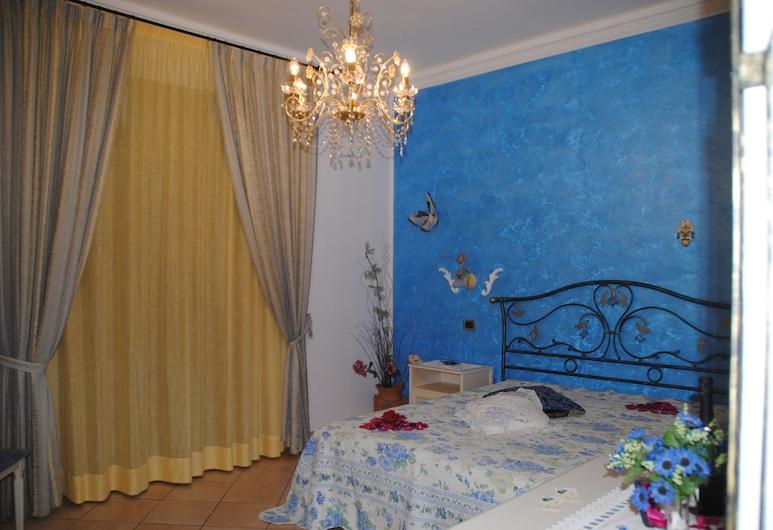 B&B Le Ortensie San Vito, San Vito Lo Capo, Romantic Double Room, 1 Double Bed, Guest Room