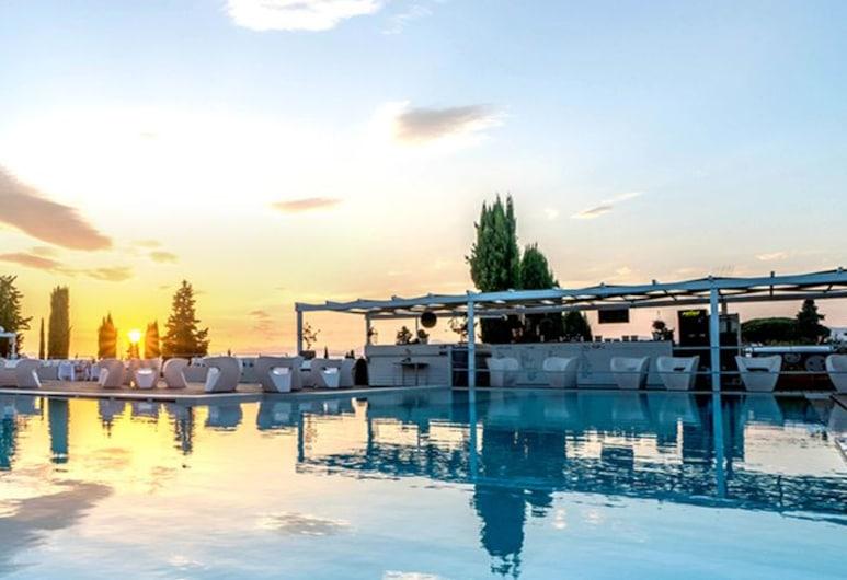 Firenze Number Nine Wellness Hotel, Florence, Hồ bơi