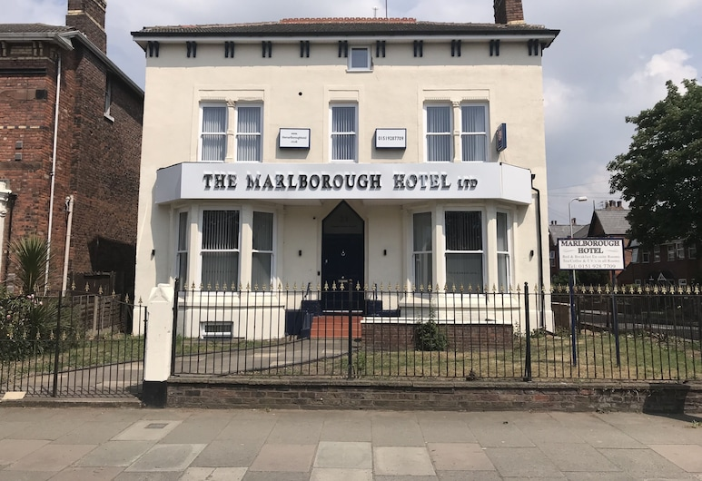 Marlborough Hotel, Liverpool