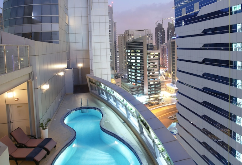 Citadines Metro Central Dubai, Dubai, Terrace/Patio