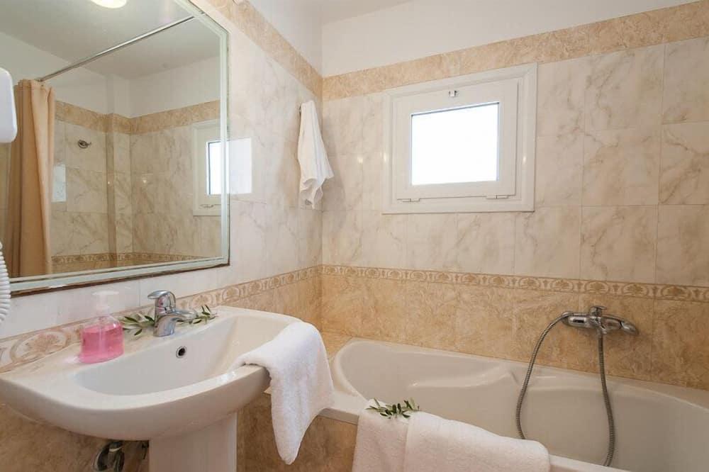 Family Room, City View - Bathroom