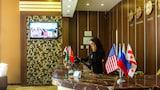 Hoteles en Bakú: alojamiento en Bakú: reservas de hotel