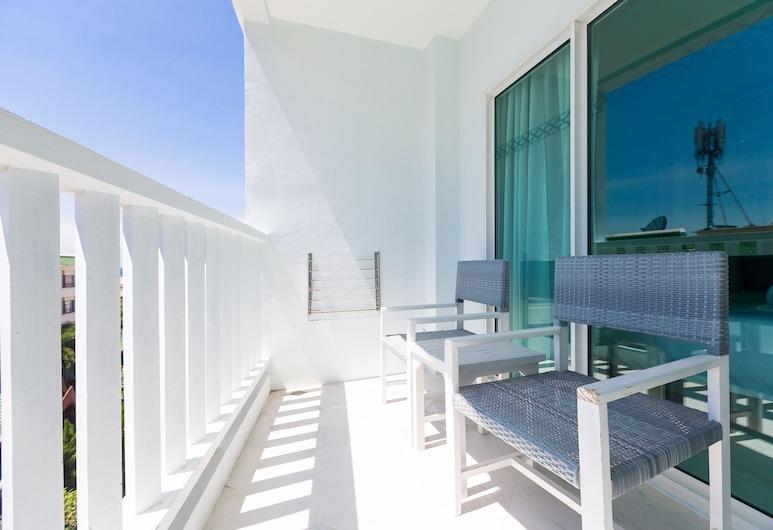 The Verandah, Krabi, Deluxe kamer, Uitzicht vanaf kamer