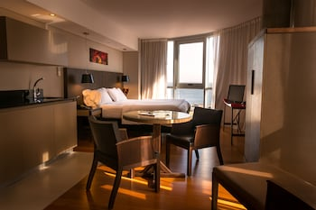 Hình ảnh Axsur Design Hotel tại Montevideo