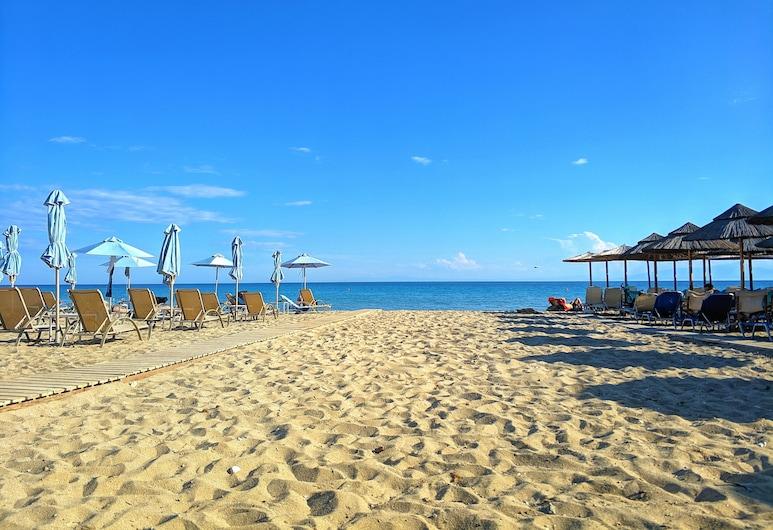 Aegean Blue Beach Hotel, Nea Propontida, Ranta