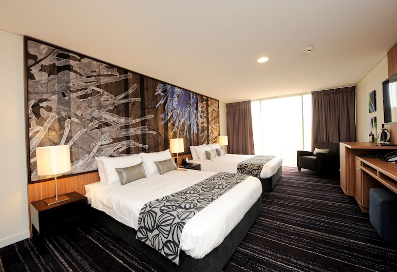 Mercure Gladstone, Barney Point, Superior Twin soba, 1 queen size krevet, Soba za goste