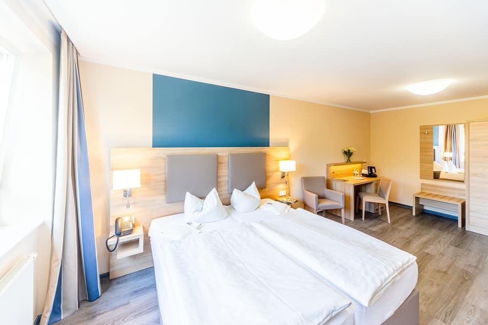Comfort Double Room (Plus) - Living Area