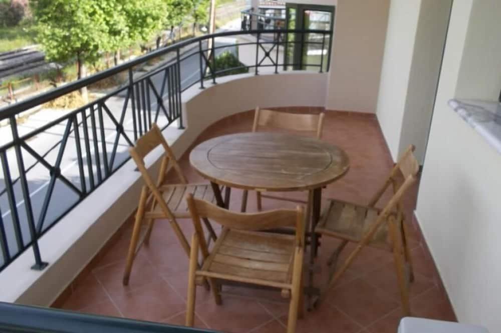 Standard Quadruple Room - Balcony
