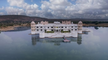 Picture of juSTa Lake Nahargarh Palace in Parsoli