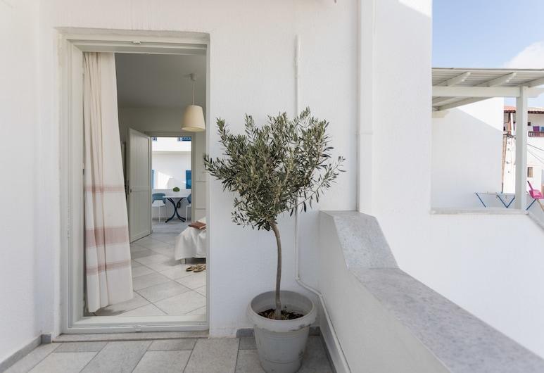 Elia Studios, Naxos, Hotelový areál