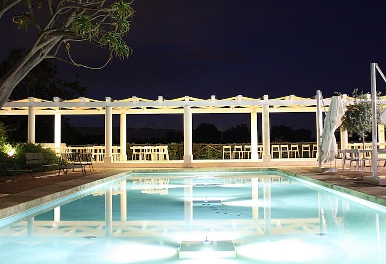 I Monasteri Golf & SPA Resort, Syrakusy, Venkovní bazén