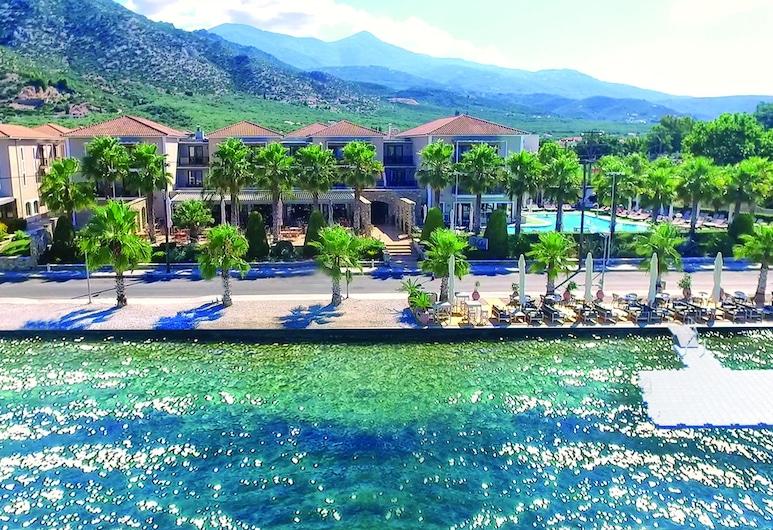 Valis Resort, Βόλος, Εναέρια θέα