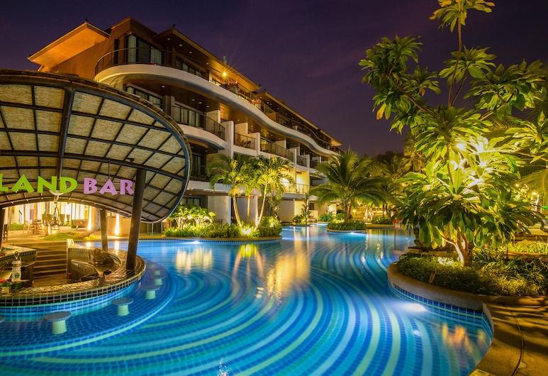 Holiday Inn Resort Krabi Ao Nang Beach, Krabi, Bar u bazénu