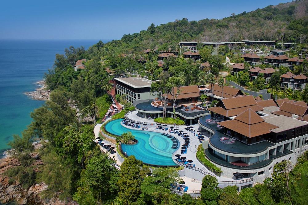 Pullman Phuket Arcadia Naithon Beach, Sa Khu