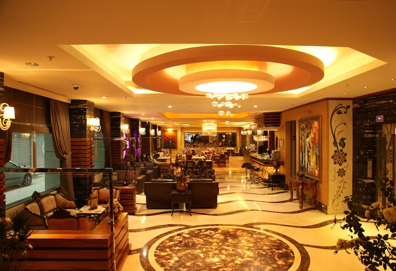 Armis Hotel, Izmir, Hala