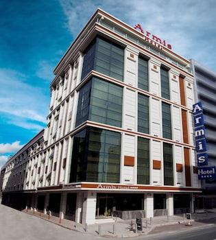 Izmir — zdjęcie hotelu Armis Hotel