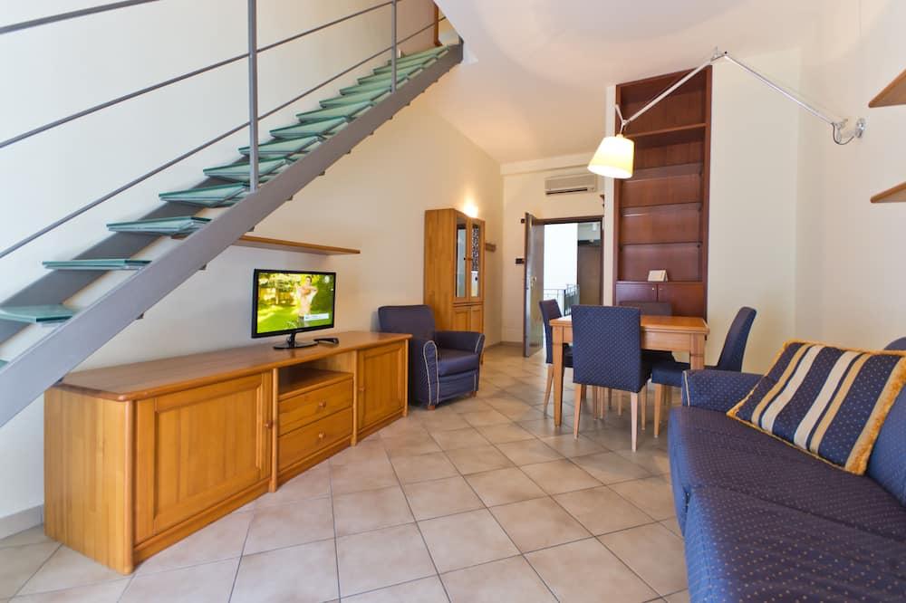 Apartment (2 people) - Wohnzimmer