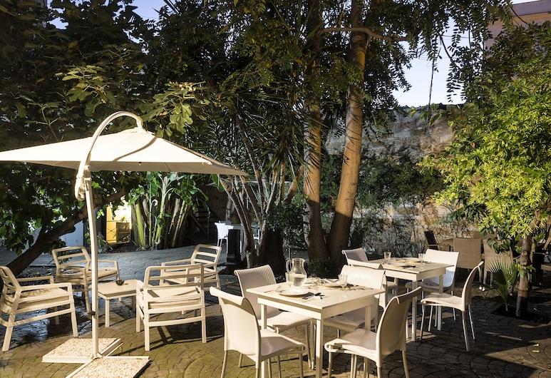 Bed & Breakfast Il Giardino di Ballarò, Palermo, Terrazza/Patio