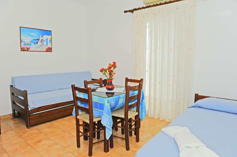 Lägenhet - 1 sovrum - pentry - Matservice på rummet