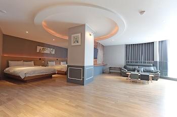 תמונה של Benikea Swiss Rosen Hotel בגייאונגג'ו
