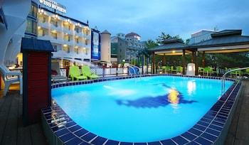Foto di Benikea Swiss Rosen Hotel a Gyeongju