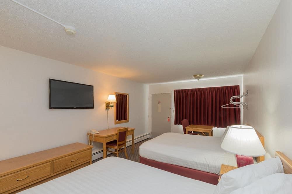 Quarto, 2 camas queen-size, Não-fumadores (Pet Room) - Quarto
