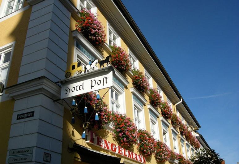 Hotel Post Murnau, Murnau am Staffelsee, Pročelje hotela