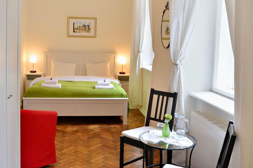 Standard Double Room, Courtyard View - Bilik Tamu