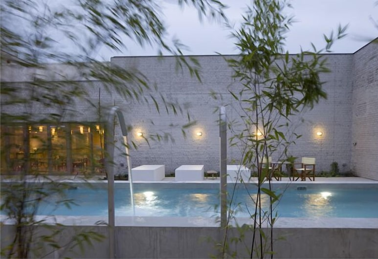 Wu Wei, Kortrijk, Suite with Spa Access, Outdoor Pool