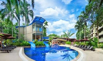 Resort in Choeng Thale