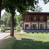 經濟雙人房 (Small) - 陽台